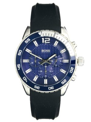 Hugo Boss Watch Rubber Strap 1512803